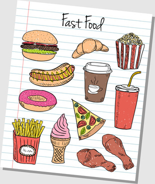 Free clipart for food vector transparent stock Free fast food clip art free vector download (213,075 Free vector ... vector transparent stock