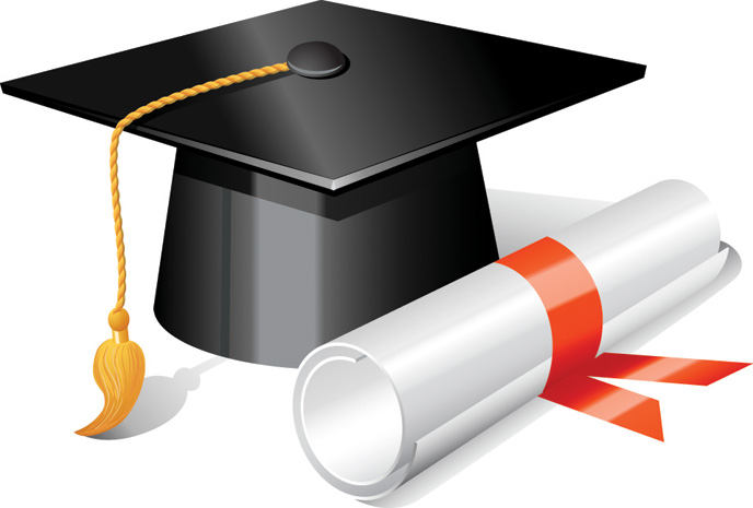 Free clipart for graduation 2015 svg free stock Graduation Clipart 2015 | Clipart Panda - Free Clipart Images svg free stock