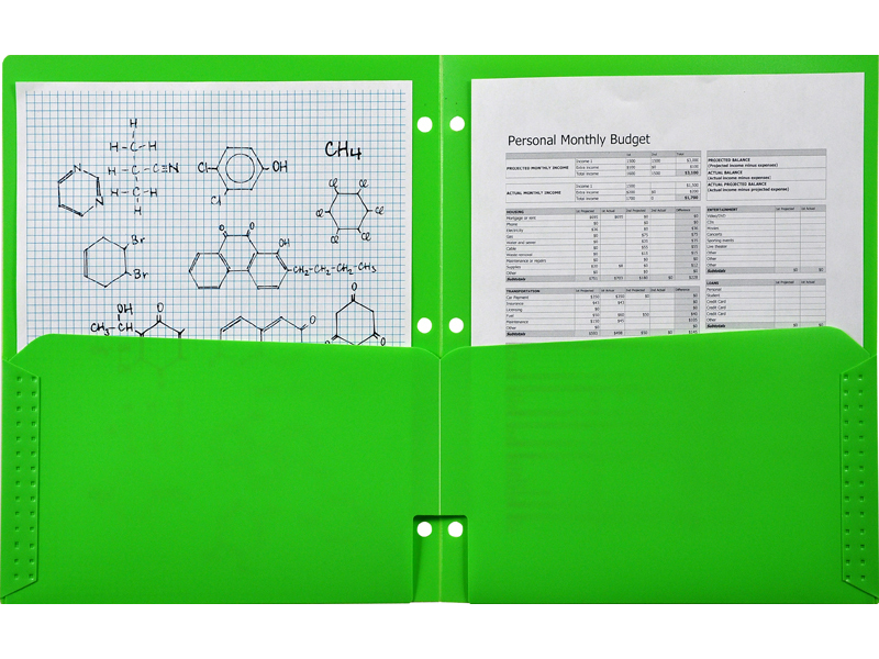 Free clipart for green pocket folder vector download 2 Pocket Plastic Folder for Binder, Green plastic folder vector download