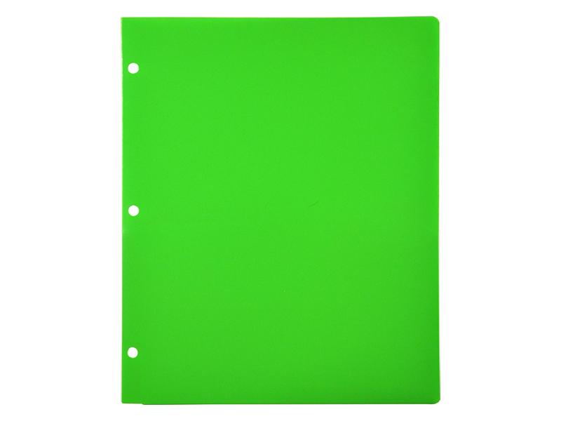 Free clipart for green pocket folder & pen clipart freeuse library 2 Pocket Plastic Folder for Binder, Green plastic folder clipart freeuse library