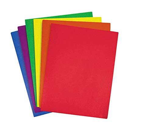 Free clipart for green pocket folder & pen transparent library Geddes Premium Rainbow Pocket Folder Assortment - Set of 48 transparent library