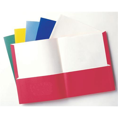 Free clipart for green pocket folder & pen clip freeuse stock Economy E-Z 2-Pocket Folders clip freeuse stock