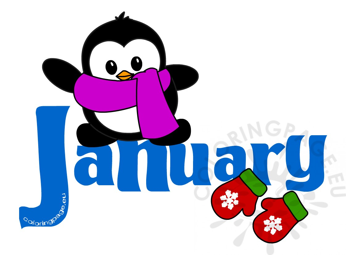 Pictures clip art images. Free clipart for january