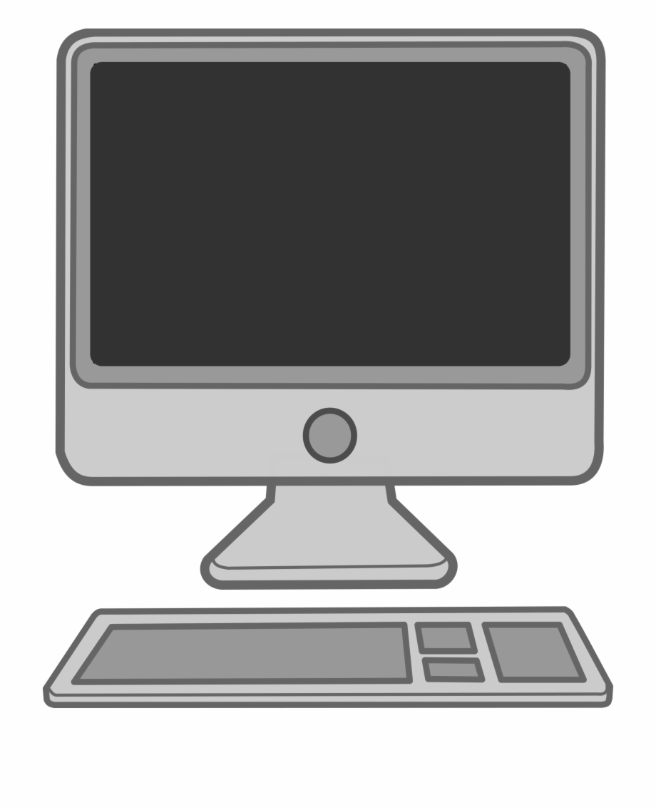Show computer screen transparent. Free clipart for mac computers