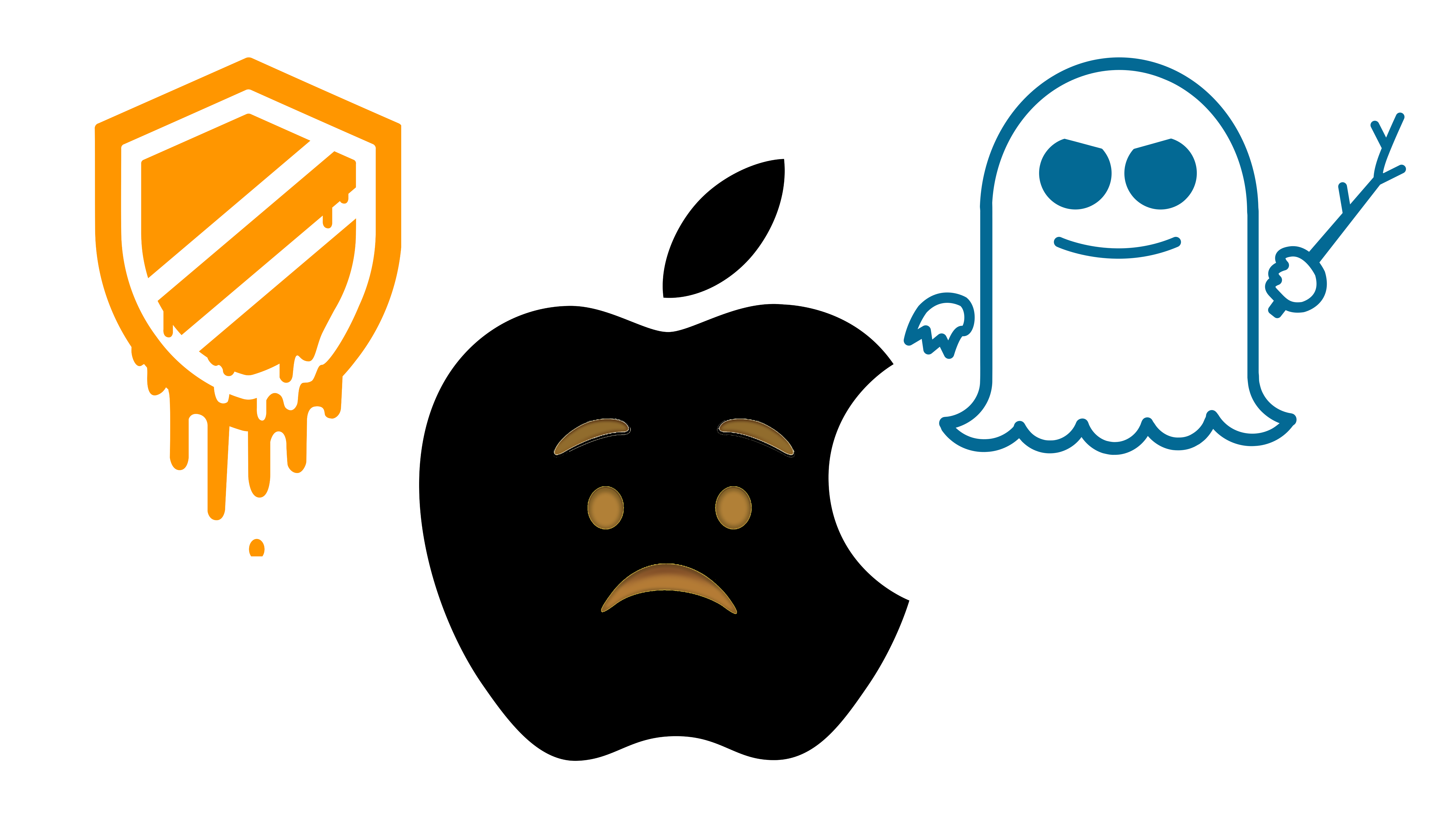 Free clipart for mac users graphic black and white library Meltdown and Spectre: What Apple users need to know | The Mac ... graphic black and white library