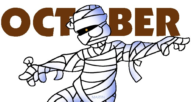 Free clipart for october calendar image royalty free stock October Free Clip Art - ClipArt Best image royalty free stock