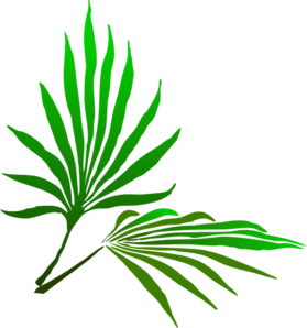 Free clipart for palm sunday vector library Palm sunday free clip art clipart images gallery for free download ... vector library