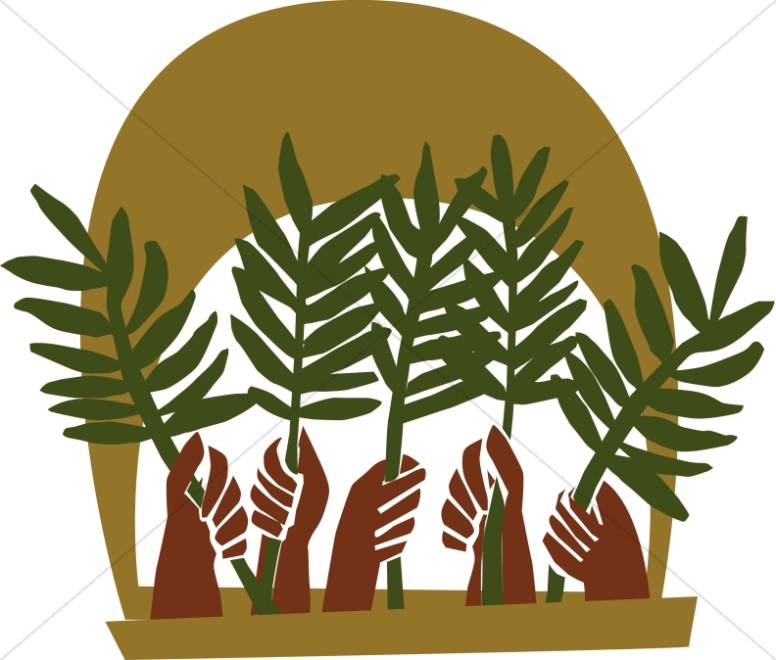 Free clipart for palm sunday download Download palm branches palm sunday clipart Christian Clip Art Palm ... download