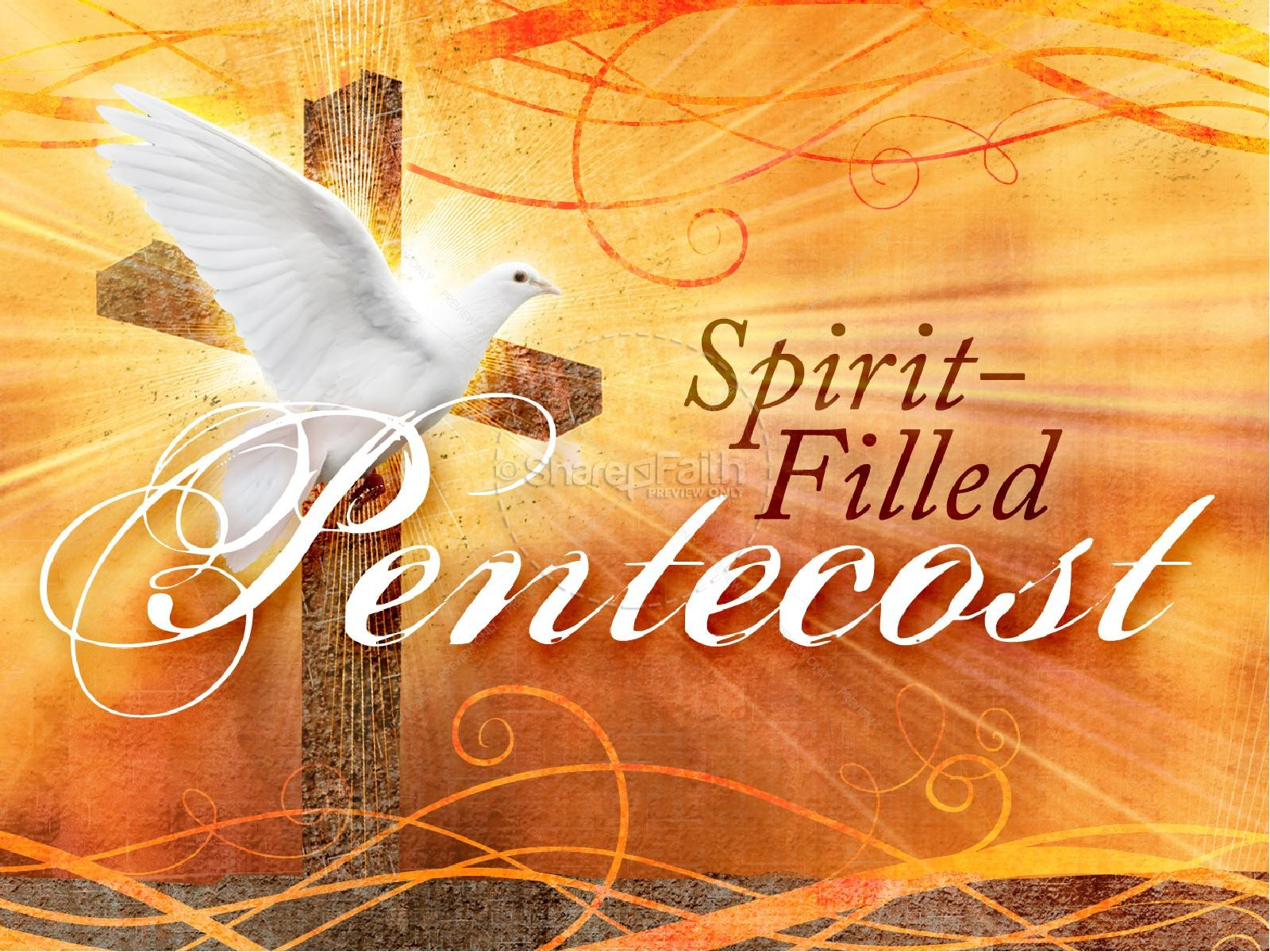Free clipart for pentecost sunday. Powerpoint template powerpoints