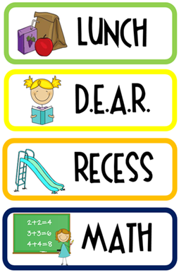 Free clipart for preschool daily schedule jpg library library Free Class Schedule Cliparts, Download Free Clip Art, Free Clip Art ... jpg library library