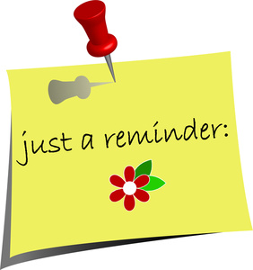 Free clipart for reminders jpg stock Free Reminder Cliparts, Download Free Clip Art, Free Clip Art on ... jpg stock