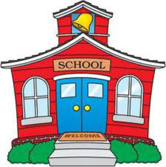 Free clipart for school use banner download School Building Clipart & School Building Clip Art Images ... banner download