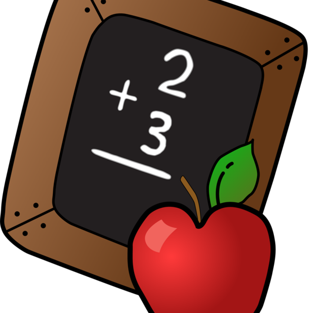 Free apple clipart for teachers banner free stock Free Clip Art Images Of School - Alternative Clipart Design • banner free stock