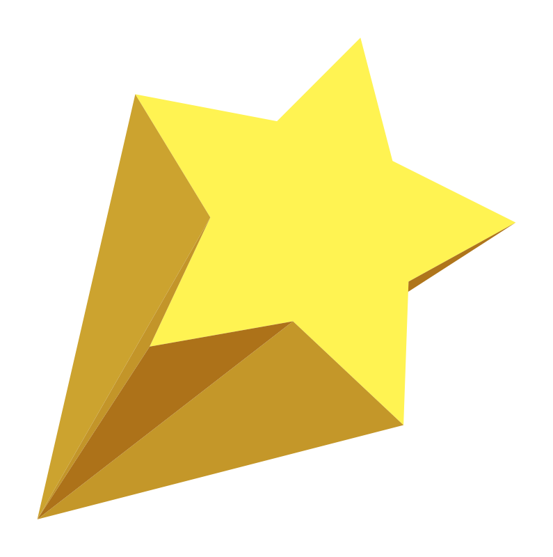 Free clipart for stars clipart transparent Free Clipart: Star | belier clipart transparent