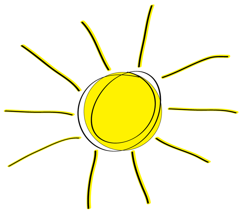 Free clipart images of sun picture stock Summer Clipart No Background | Holliddays.co picture stock