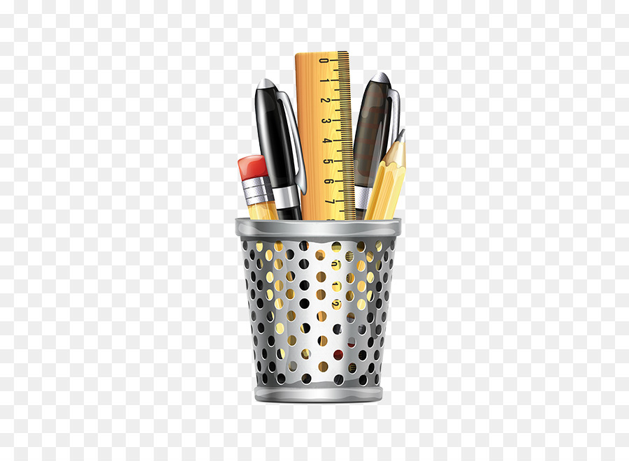 Free clipart for teachers pen and pencil holders image free stock Pencil Cartoon png download - 500*654 - Free Transparent Pen png ... image free stock