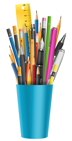 Free clipart for teachers pen and pencil holders vector freeuse download Pin by Saman Bandara on sa | Pencil, Pencil cup, Clip art vector freeuse download