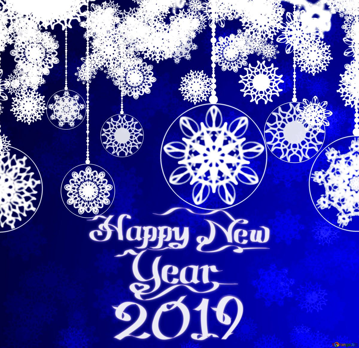 Free clipart for the new year 2019 image black and white Happy New Year Clipart 2019 For Free Download | 2019 | Happy new ... image black and white