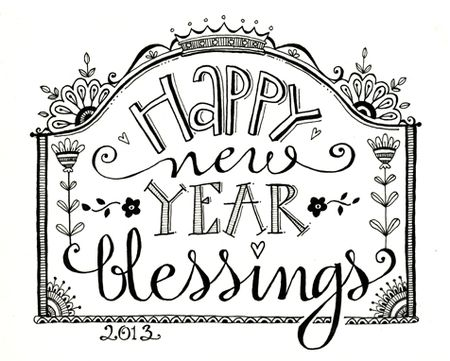Free clipart for the new year blessing 2018 banner royalty free Free Blessed Cliparts, Download Free Clip Art, Free Clip Art on ... banner royalty free