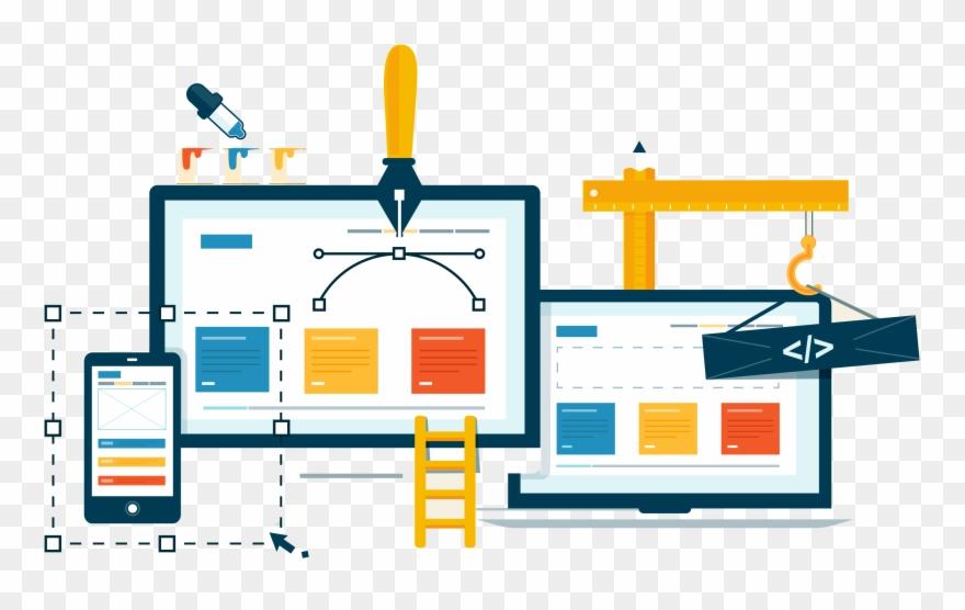 Website designing clipart svg transparent stock Web Development Clipart Free Website - Website Designing ... svg transparent stock