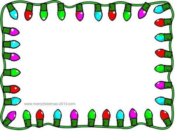 Free clipart for word documents clip black and white library Free borders christmas clip art borders for word documents ... clip black and white library