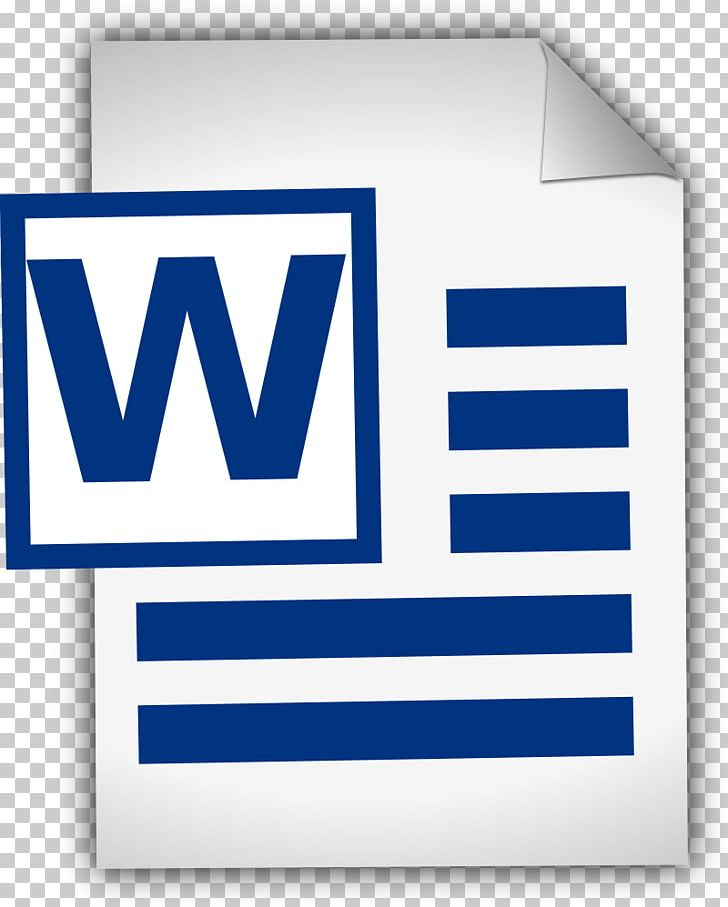 Free clipart for word documents svg freeuse stock Microsoft Word Document PNG, Clipart, Area, Blog, Blue, Brand, Clip ... svg freeuse stock