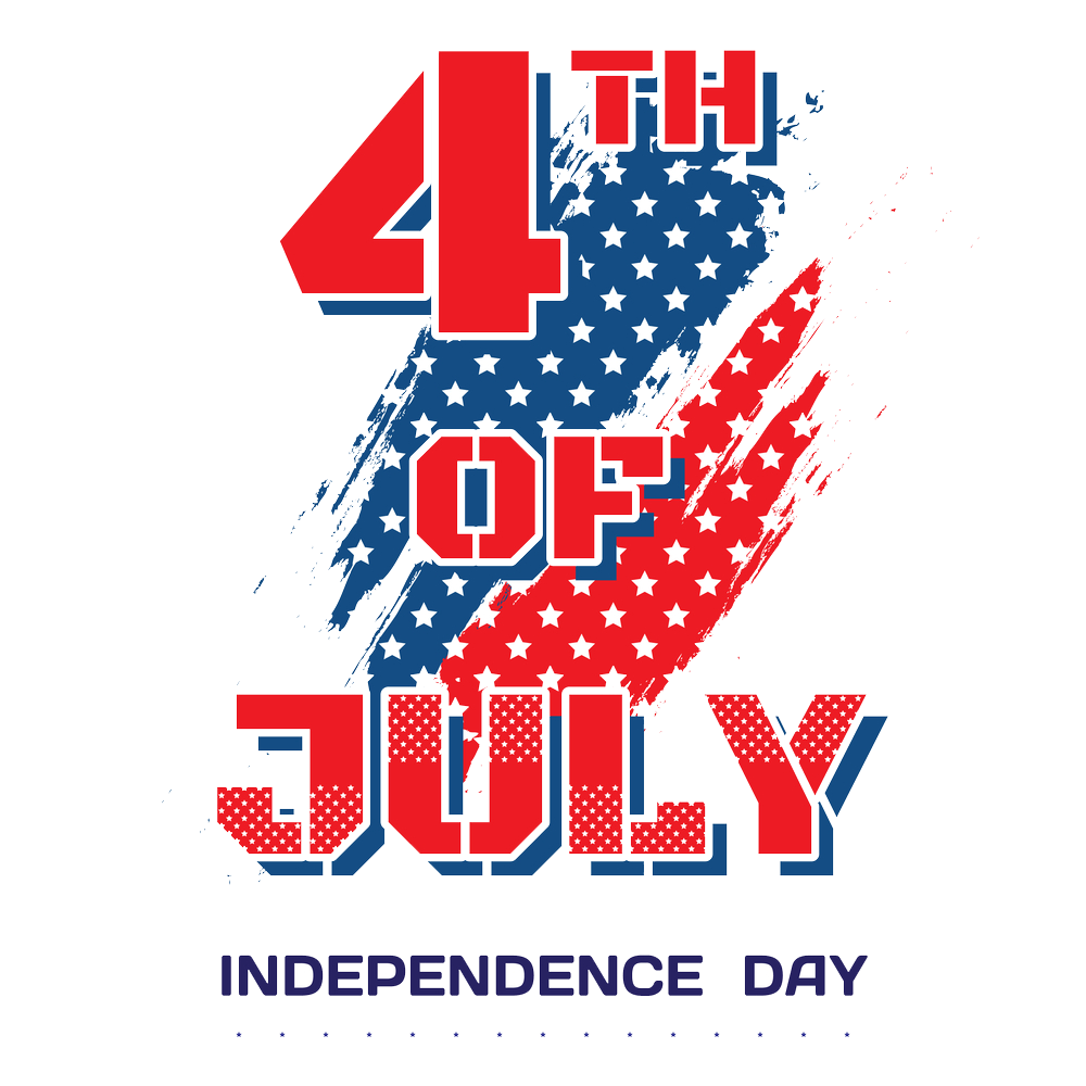 Free clipart fourth of july quotes svg transparent stock Best Free 4th Of July Quotes Vector Image » Free Vector Art, Images ... svg transparent stock