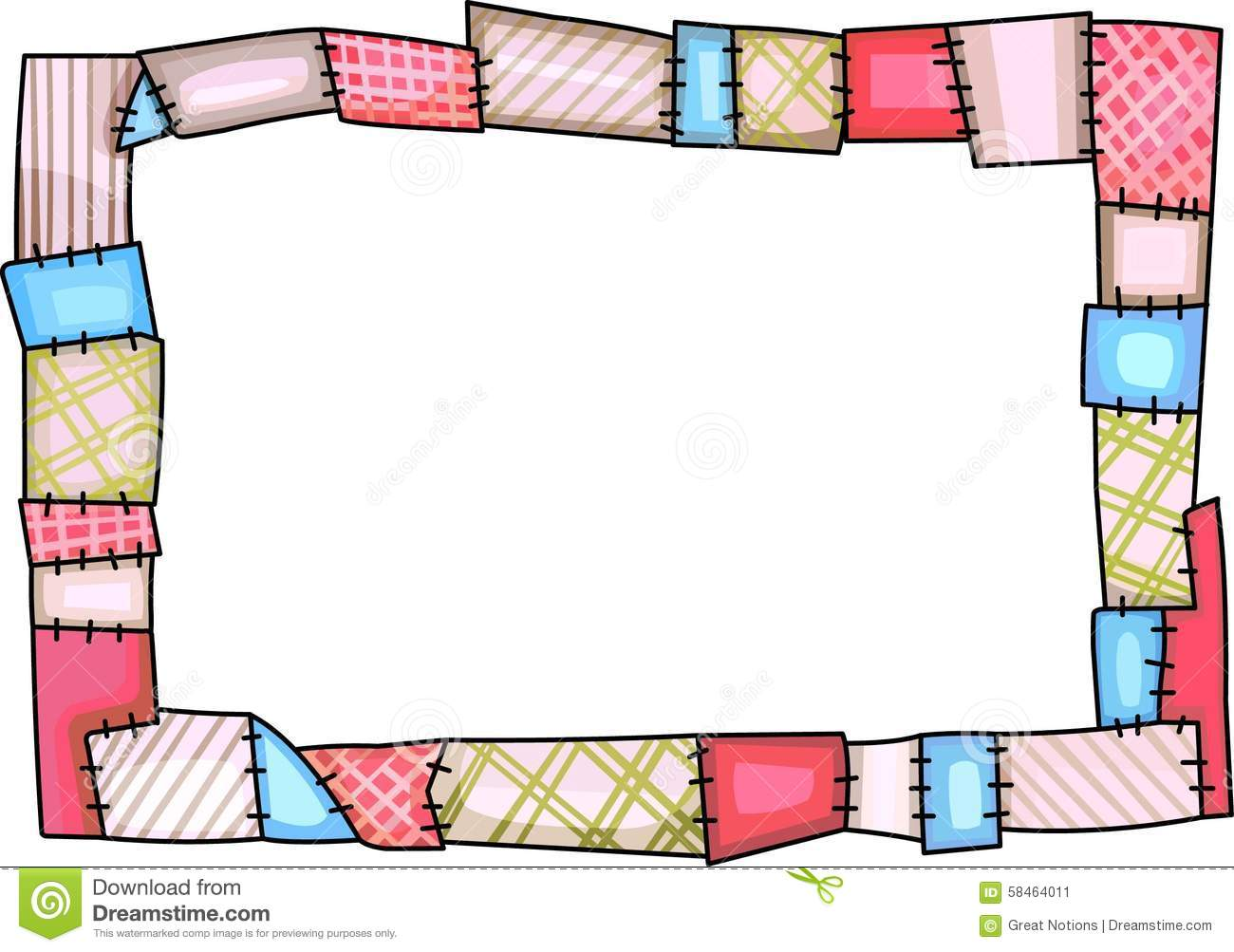 Free clipart frame quilt clipart freeuse Quilt Frame Clipart clipart freeuse