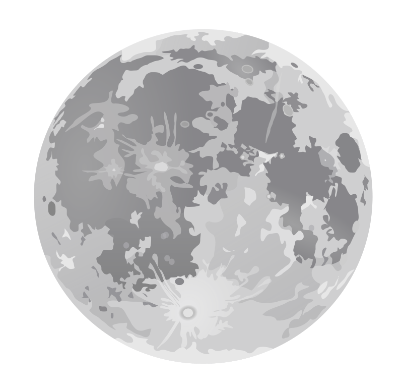 Full moon free clipart clip free download Free Clipart: Full moon dan gerhards 01 | Anonymous clip free download