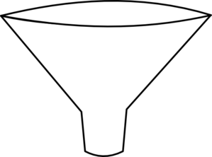 Free clipart funnel
