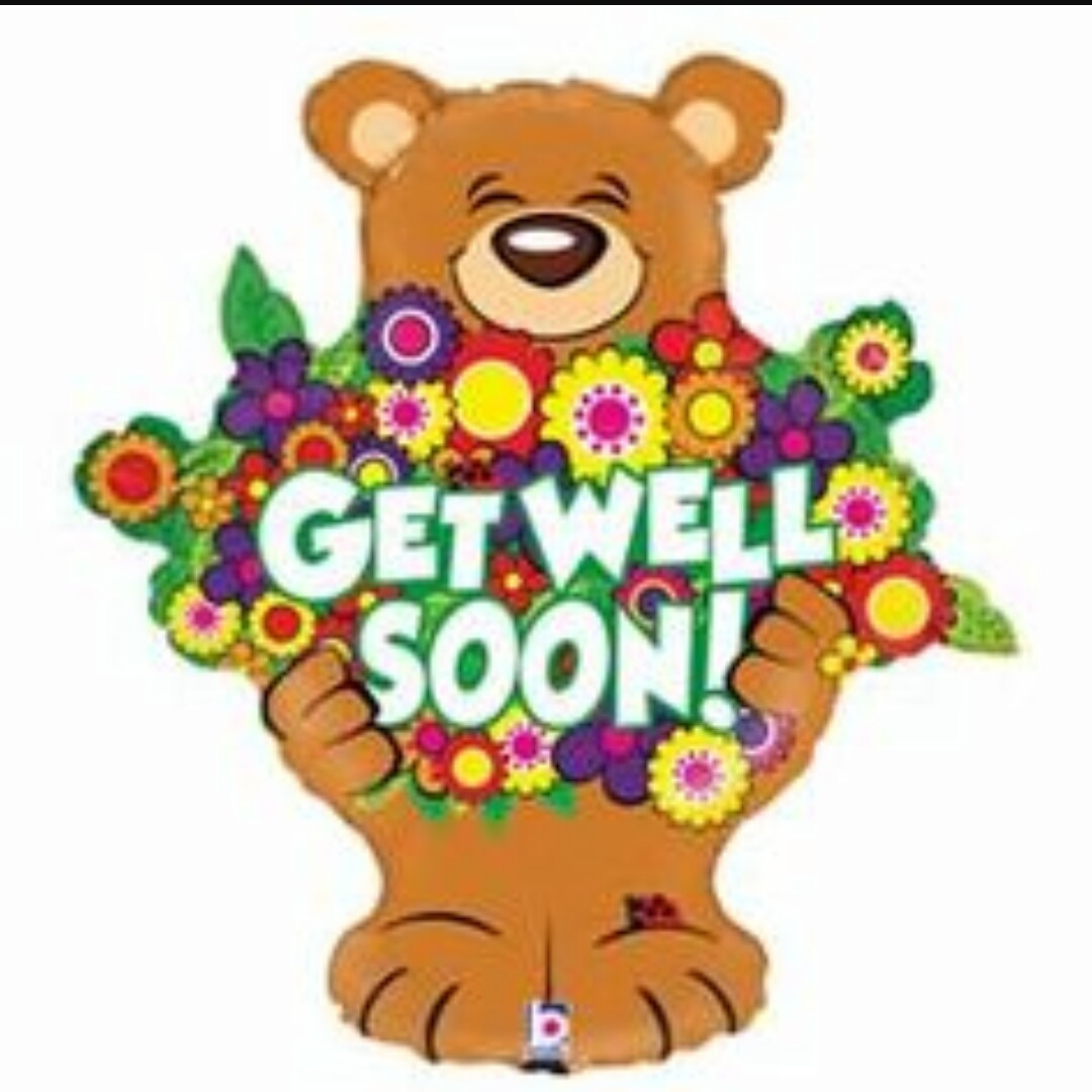 Free clipart get well wishes clipart black and white download Get well soon clipart free 6 » Clipart Station clipart black and white download