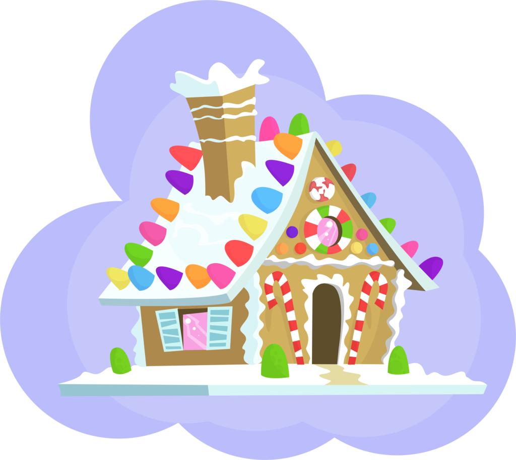 Free clipart gingerbread house jpg transparent library Gingerbread House by Zaeinn on DeviantArt jpg transparent library