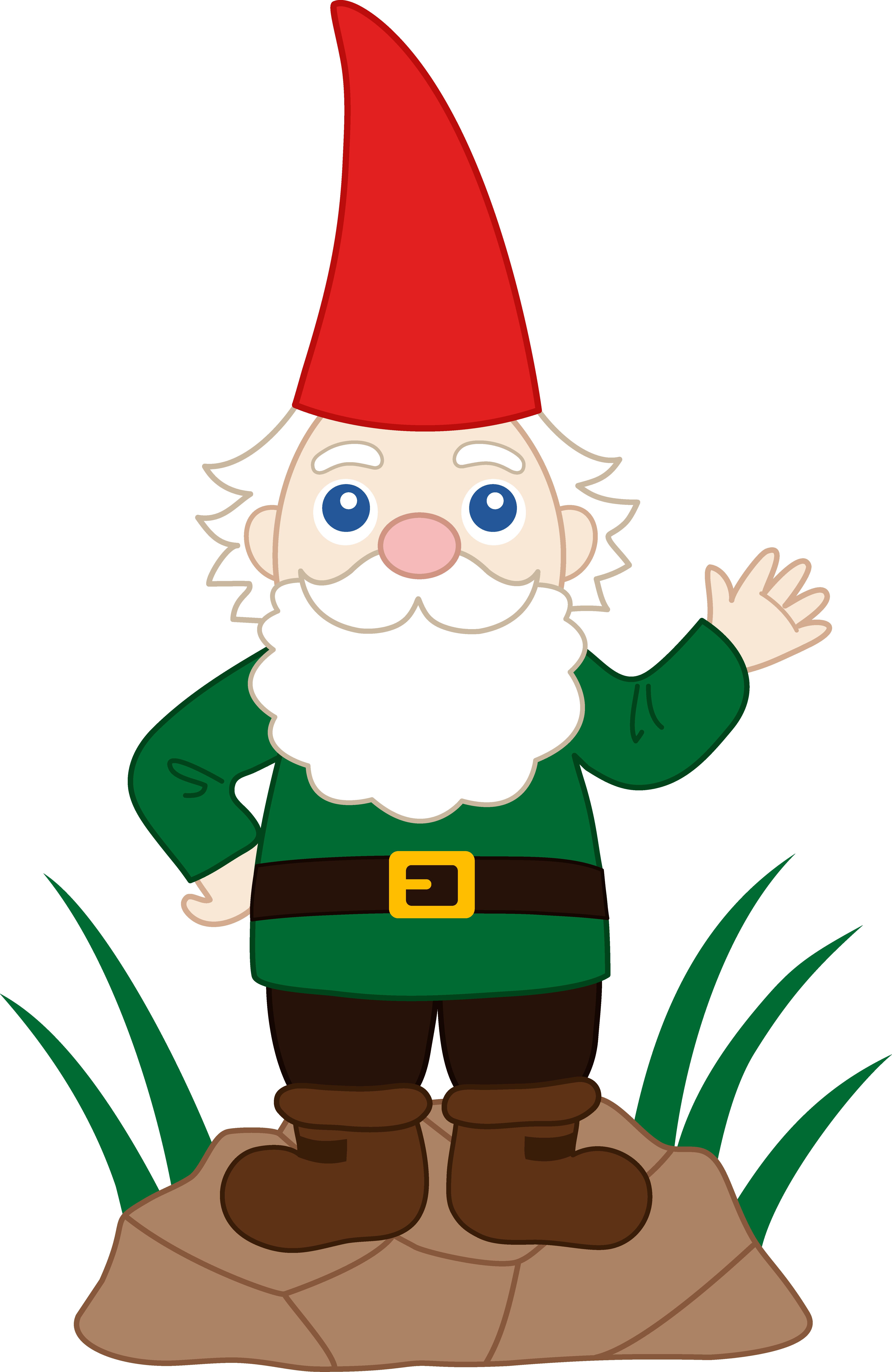 Free clipart gnomes