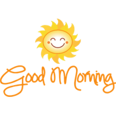 Free clipart good morning clipart free Download Free png Download Good Morning Free PNG photo images and ... clipart free