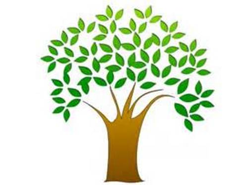Free clipart google tree svg free download Google free tree clipart - ClipartFest svg free download