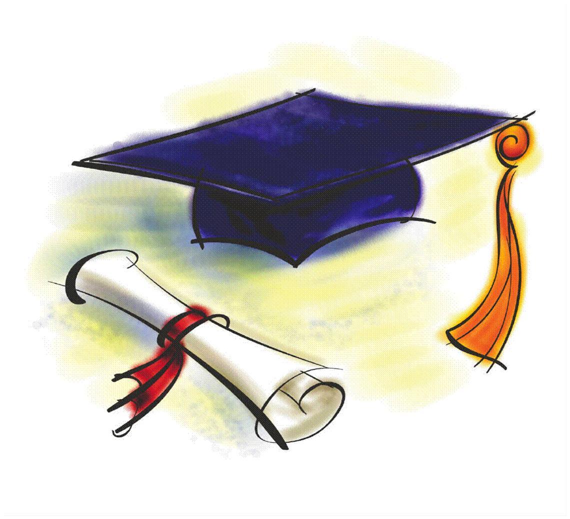 Free clipart graduation cap and diploma image free library Free Graduation Cap And Diploma, Download Free Clip Art, Free Clip ... image free library