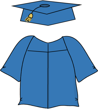 Cliparts download clip art. Free clipart graduation cap and gown