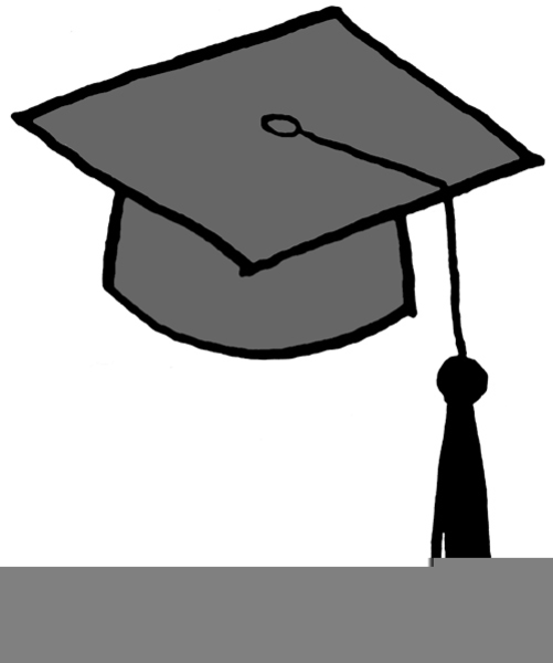 Images at clker com. Free clipart graduation cap and gown
