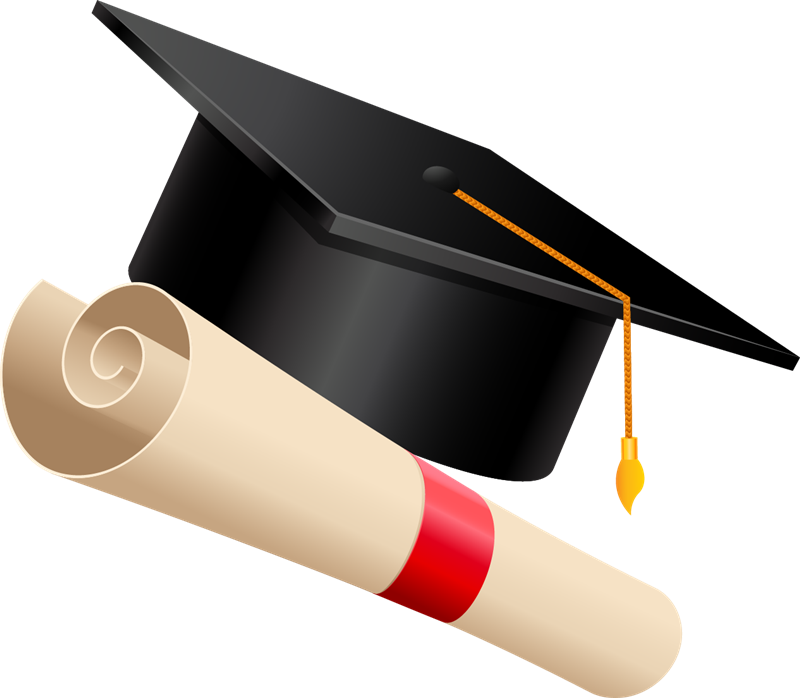 Free clipart graduation cap gown scroll money transparent library Prepare 70-682 exam without any study material i think it is not ... transparent library