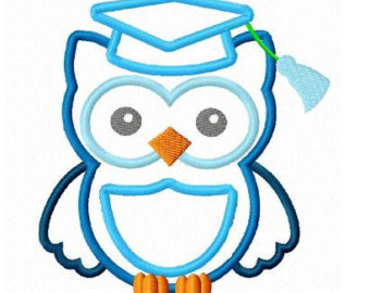 Free clipart graduation owl graphic black and white Owl Graduation Clipart | Clipart Panda - Free Clipart Images graphic black and white