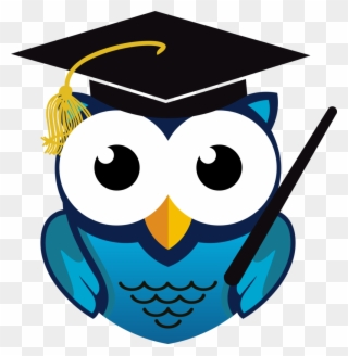 Free clipart graduation owl clip art black and white download Free PNG Graduation Owl Clip Art Download - PinClipart clip art black and white download