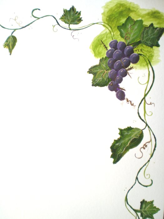 Free grapevine clipart borders jpg download Free Grapevine Border Cliparts, Download Free Clip Art, Free Clip ... jpg download