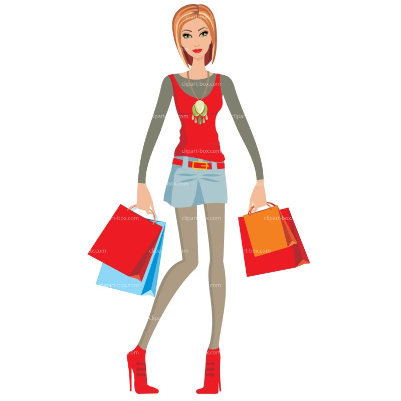Free clipart graphics woman image royalty free download Woman Shopping Clipart | Free Download Clip Art | Free Clip Art ... image royalty free download