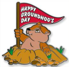 Free clipart groundhog day banner library stock Free Groundhog Cliparts, Download Free Clip Art, Free Clip Art on ... banner library stock