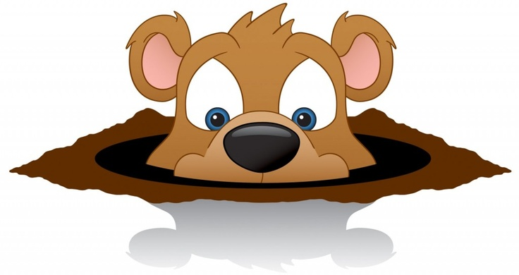 Free clipart groundhog day clip download Free Groundhog Cliparts, Download Free Clip Art, Free Clip Art on ... clip download