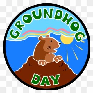Free clipart groundhog day svg transparent stock Free Feb Clipart - Groundhogs Day Clip Art - Png Download (#55069 ... svg transparent stock