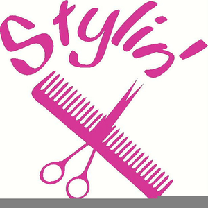 Images at clker com. Free clipart hair stylist