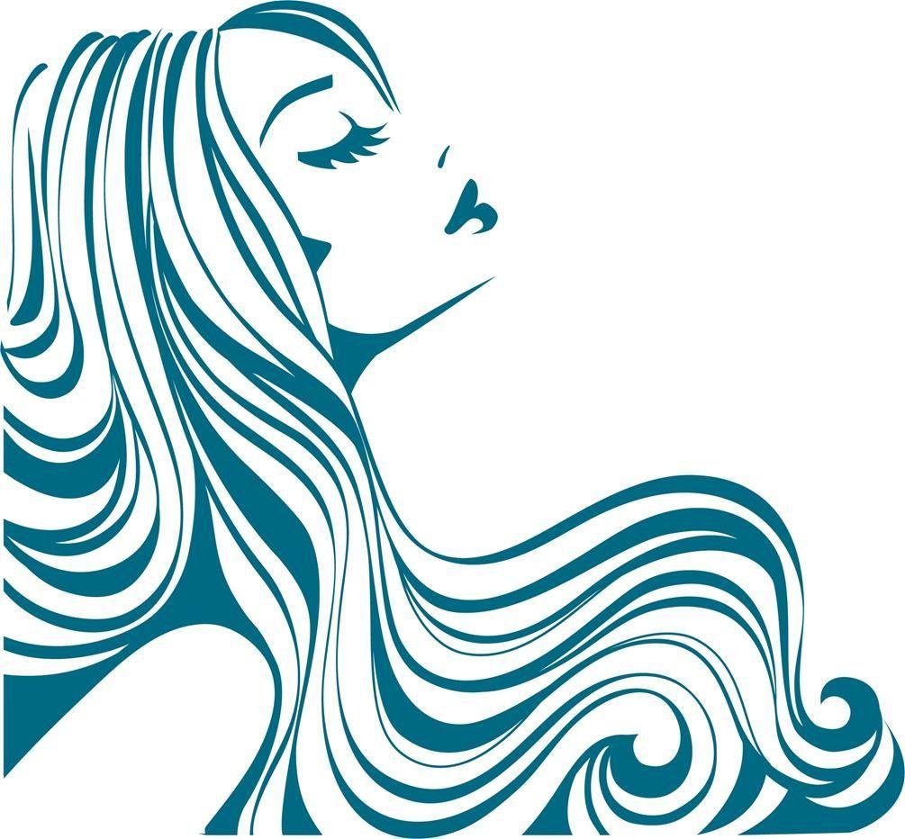 Portal . Free clipart hair stylist