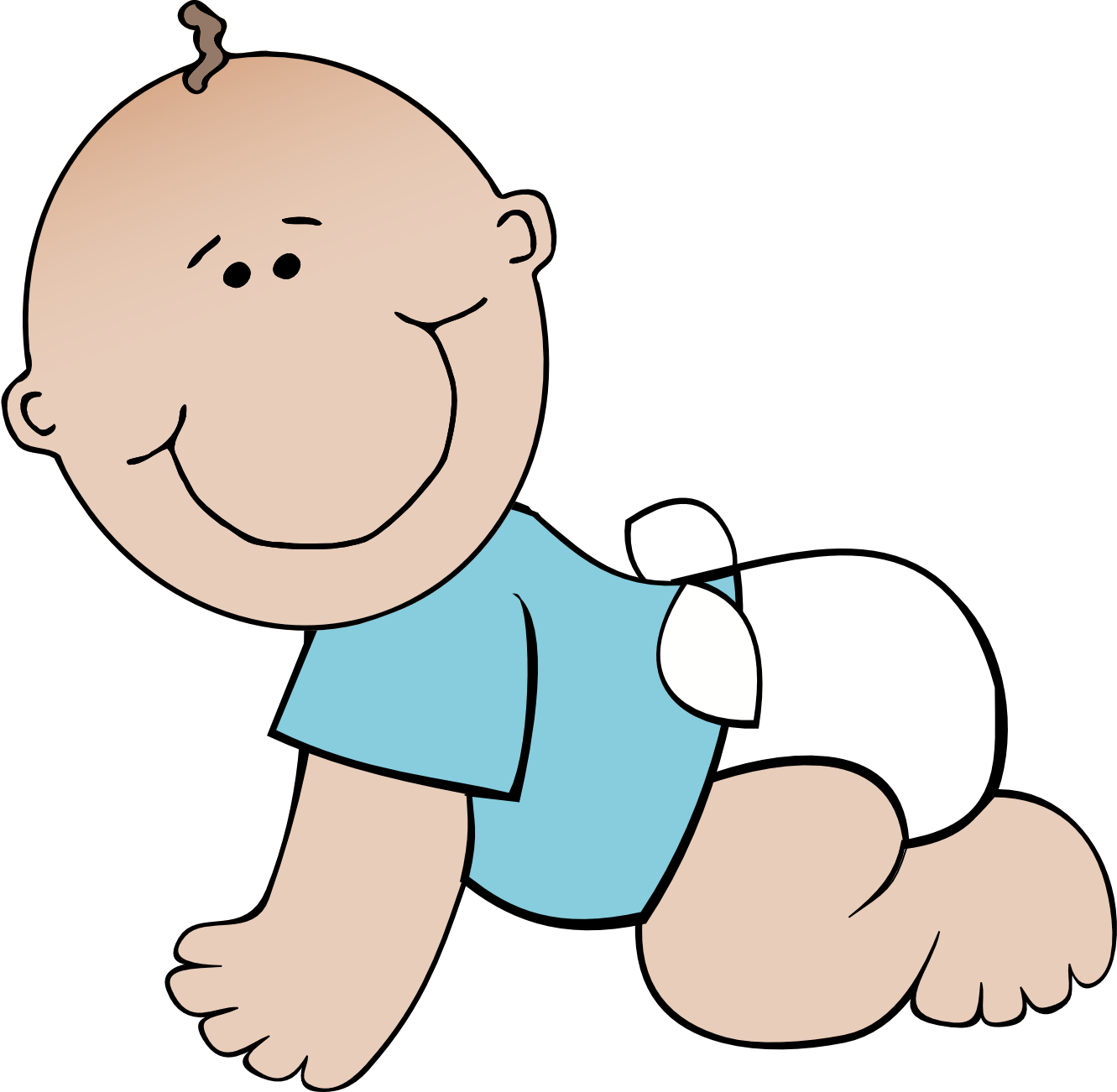 Free clipart halloween baby svg library Baby Clipart svg library