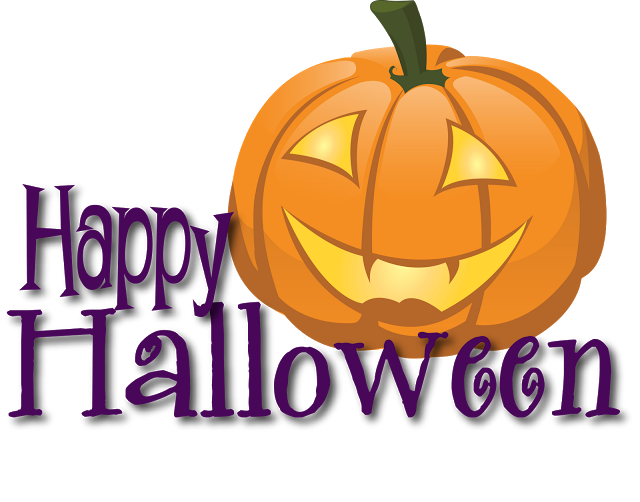 Free clipart halloween banner jpg free download Free Printable happy halloween banner clipart template png images ... jpg free download